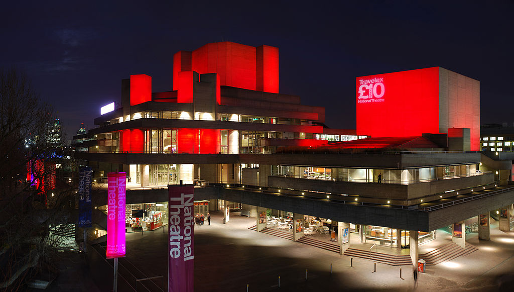 Le National Theatre, Londres